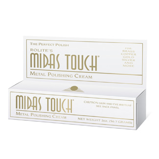 Photo of Midas Touch Metal Polish (2 oz)