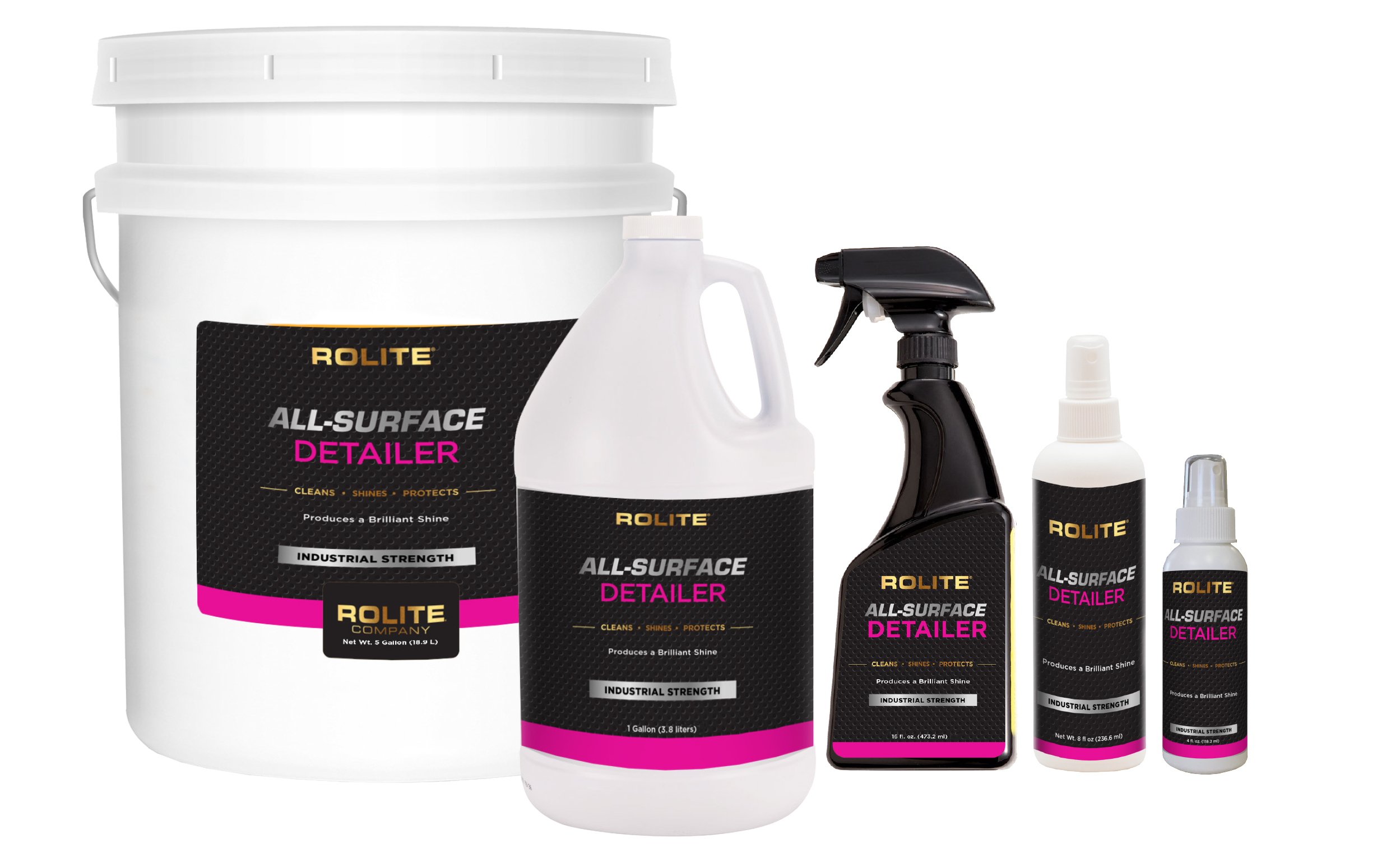 Rolite All-Surface Detailer