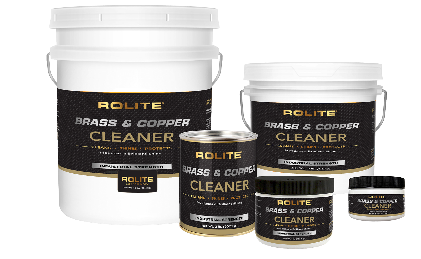 Rolite Brass & Copper Cleaner