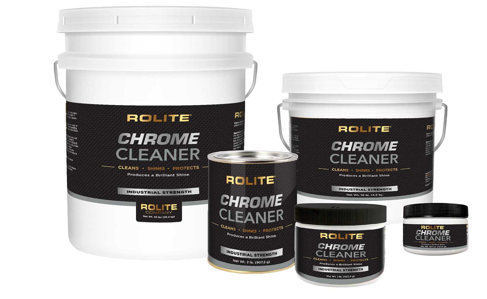 Rolite Chrome Cleaner