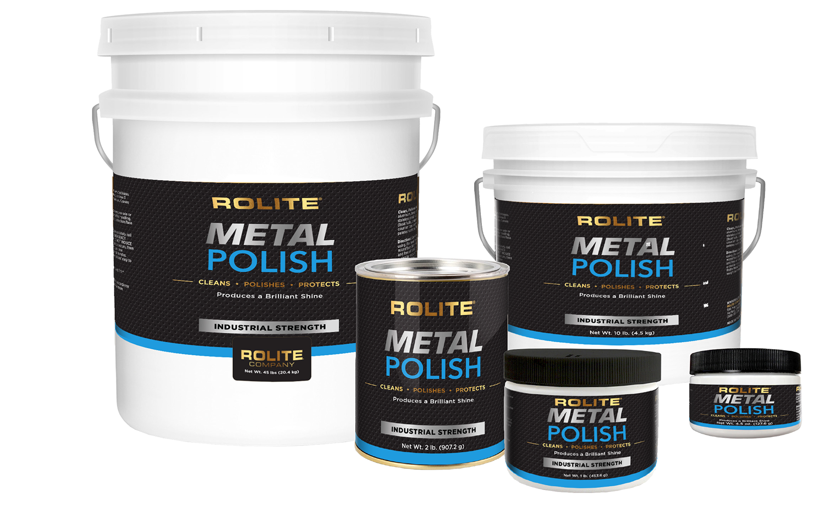 Rolite Metal Polish