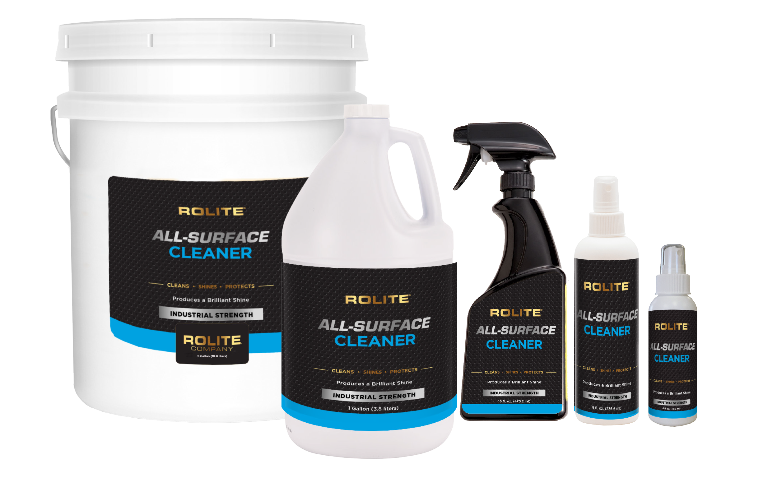 Rolite All-Surface Cleaner