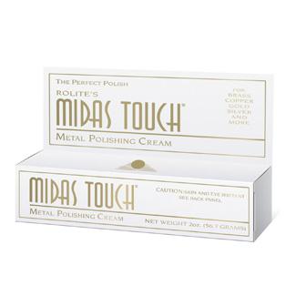 Photo of Midas Touch Metal Polish (2 oz)